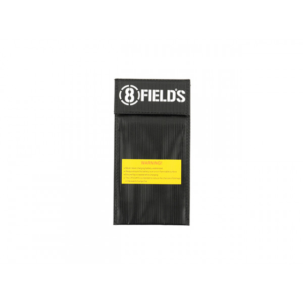 SMALL BAG FOR SAFE CHARGING OF LIPO BATTERIES [8FIELDS]
