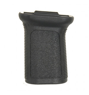 VERTICAL GRIP SHORT FOR PICATINNY RAIL - BLACK [BATTLEAXE]