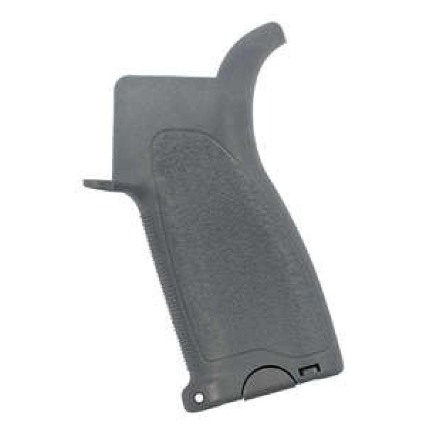 GUNFIGHTER PISTOL GRIP FOR AEG AR-15/M4 - GRAY [BATTLEAXE]