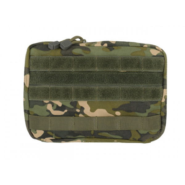 MOLLE LARGE ORGANIZER POUCH - MT [8FIELDS]