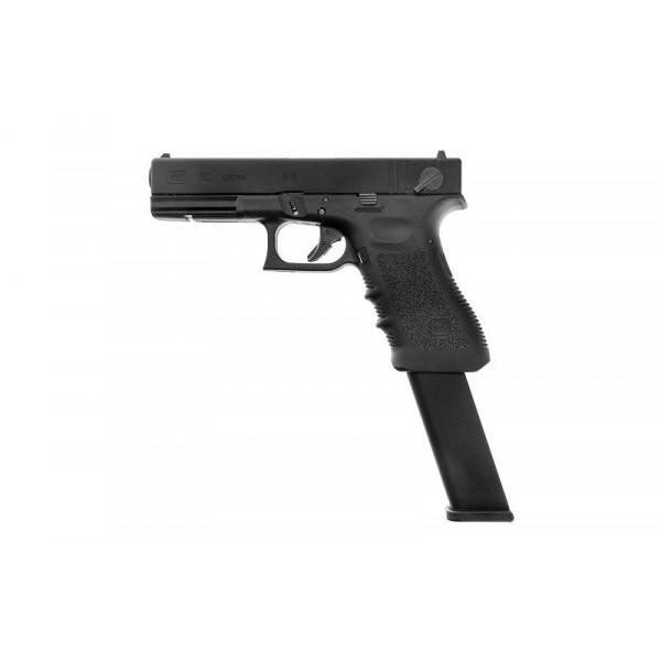 [UMAREX] Пистолет автоматический Glock 18C gen.3