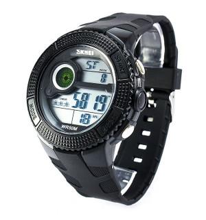 [SKMEI] Часы тактические 1027- BLACK