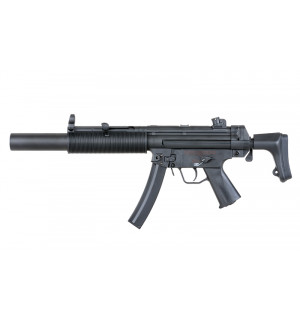 [CYMA] Пистолет-пулемет MP5 SD CM.041SD6 HIGH-SPEED