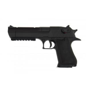 [CYMA] Пистолет CM.121 Desert Eagle - Black