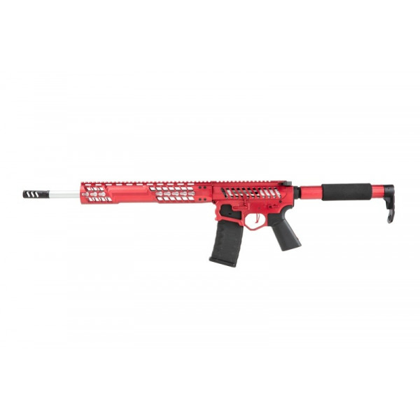 [APS] Штурмовая винтовка EMG F-1 BDR PTU carbine - red