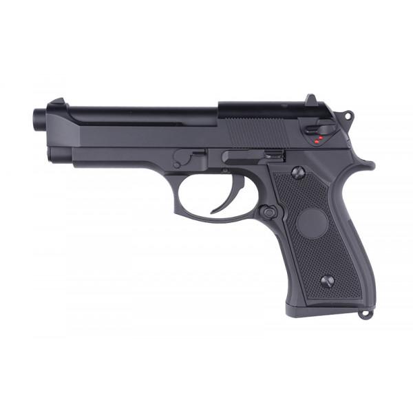 [CYMA] Пистолет CM.126 Beretta - Black