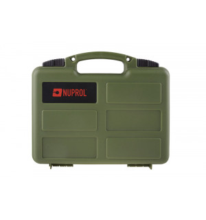 [NUPROL] Кейс оружейный NP Small Hard Case - Olive