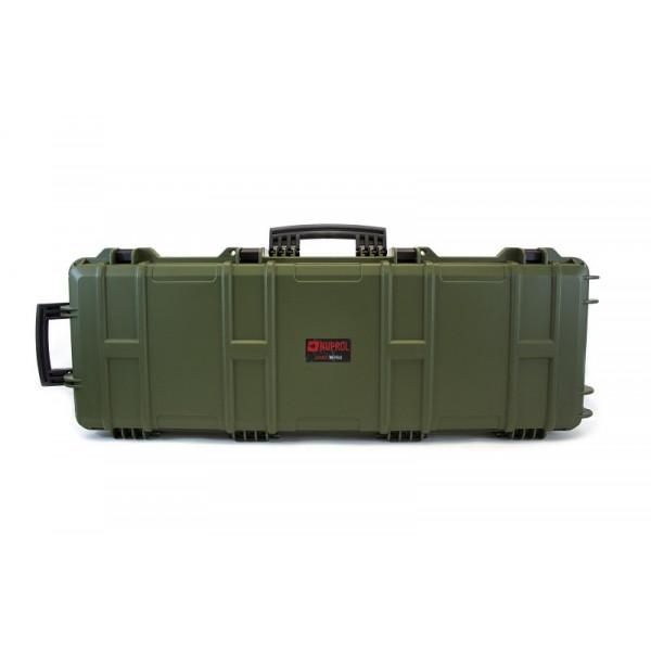 [NUPROL] Кейс оружейный NP Large Hard Case - Olive