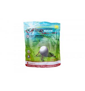 [G&G] Био-шары 1kg BIO 0,28g BBs - white