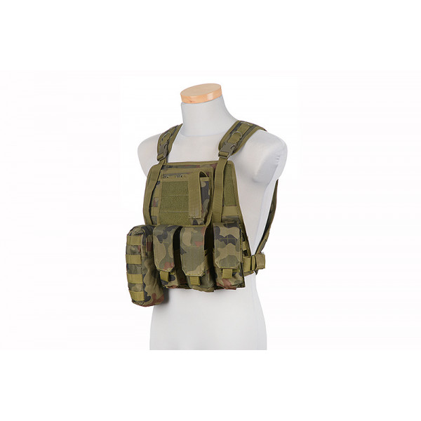 [GFT] MBSS Tactical Vest - wz.93 Woodland Panther