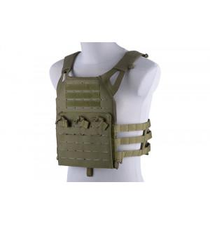 [GFT] Jump Laser-Cut Tactical Vest - Olive Drab
