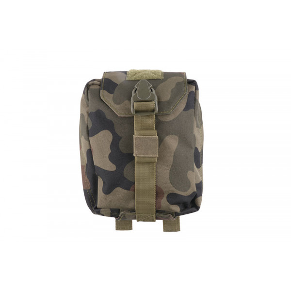 [GFT] Медициский подсумок Rip-Away First Aid Pouch - wz.93 Woodland Panther