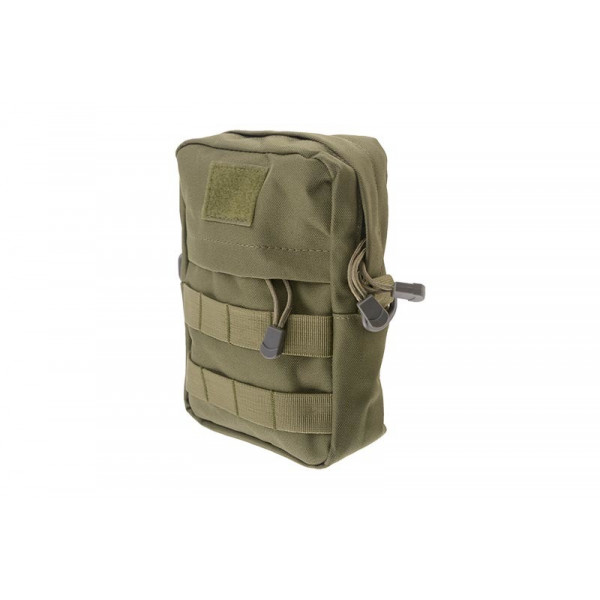 [GFT] Грузовой подсумок Cargo Pouch with Pocket - Olive Drab