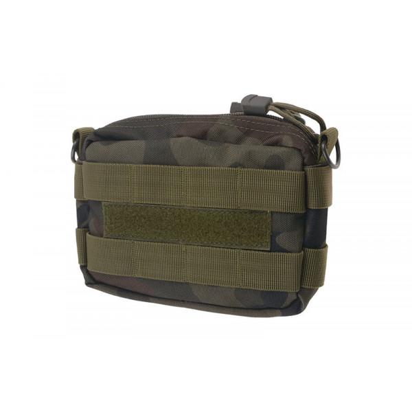 [GFT] Грузовой подсумок Universal horizontal cargo pouch - wz. 93 woodland panther