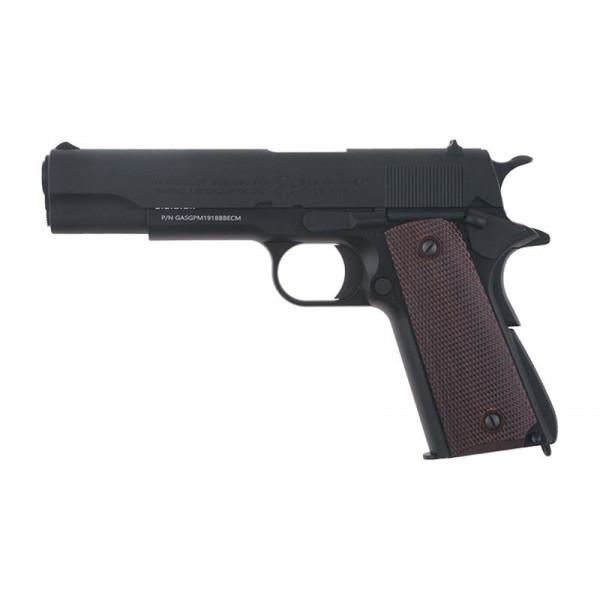 [G&G] Пистолет GBB GPM1911 Pistol Replica - Black