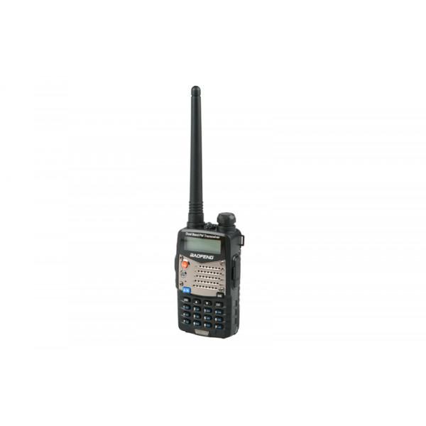 [BAOFENG] Рация  Manual Dual Band Baofeng UV-5RA Radio - Short Battery (VHF/UHF)