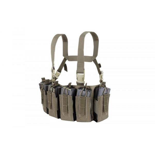 [CONDOR] Barrage Chest Rig Tactical Vest - Ranger Green
