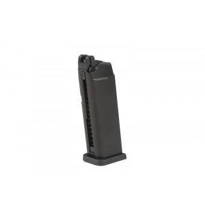 [WE] Магазин пистолетный для Glock G19/23