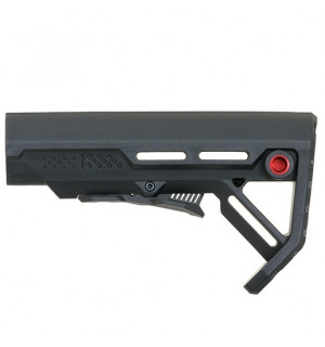 CQB BUTTSTOCK - BLACK