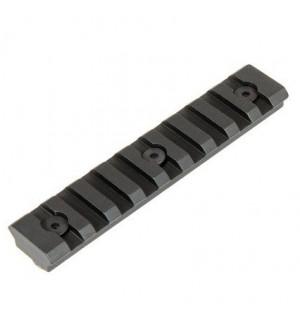 M-LOK MOUNT RAIL - 100 mm. РИС ПЛАНКА ПОД M-LOK 100 ММ