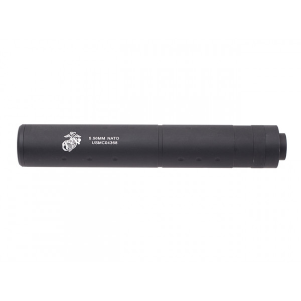 196mm DUMMY SILENCER - USMC LOGO