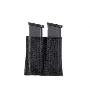 Plate Carrier Double Pistol Magazine Insert - Black [8FIELDS]