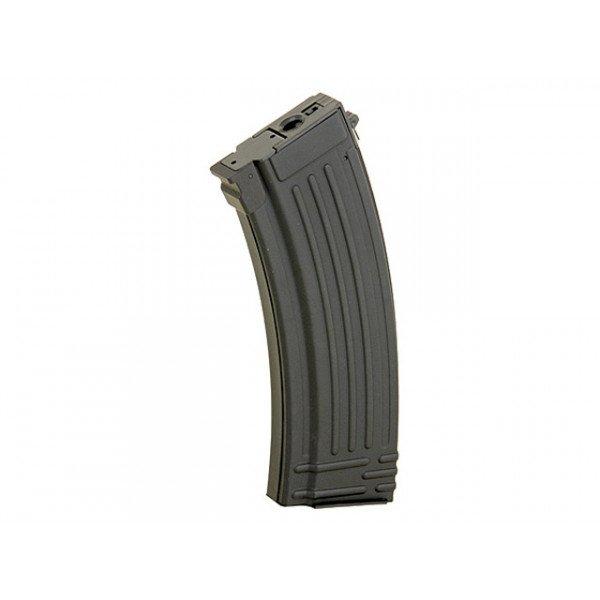 AK74 SERIES METAL HI-CAP MAGAZINE FOR 500 BB S [CYMA]