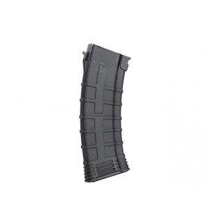 130RD AK74 REINFORCED POLYMER MAGAZINE - BLACK [CYMA]