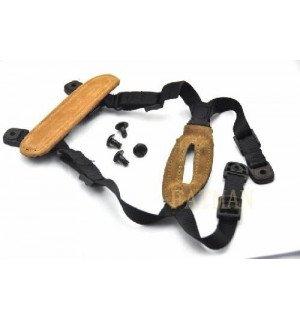 Система подкладки H-Nape для шлемов типа MICH - DE