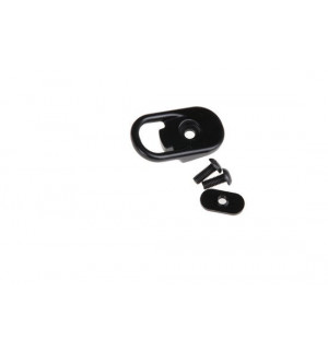 MSA type tactical sling attachment point