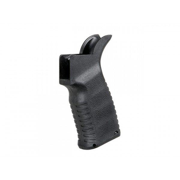 AEG AR15/M4/M16 ENHANCED PISTOL GRIP - BLACK [CYMA]
