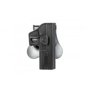 Glock 17/22/31 Holster - Black [AMOMAX]