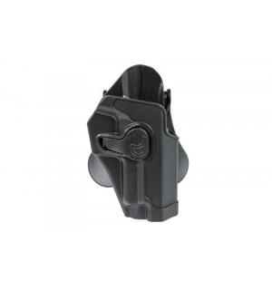 P226 type replicas holster - black [AMOMAX]