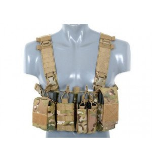 BUCKLE UP CHEST RIG V3 - Multicamo [8FIELDS]