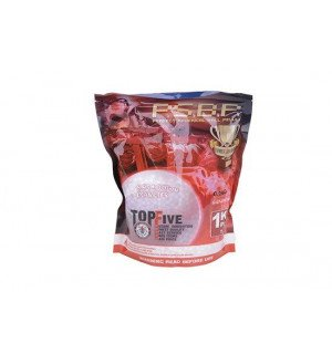 1kg 0,2g P.S.B.P. BBs - white