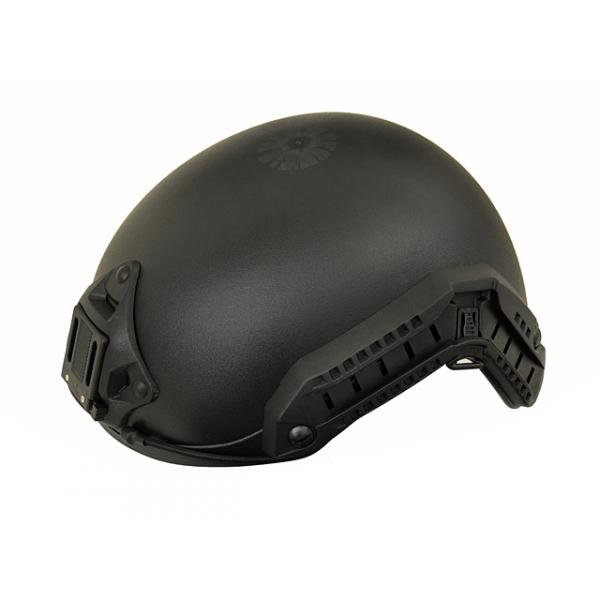 FMA FAST Maritime Helmet Replica Black