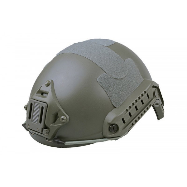 X-Shield FAST MH helmet replica - foliage green