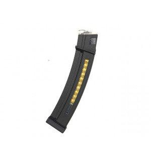 130RD POLYMER MP5/MP5K MAGAZINE - BLACK [CYMA]