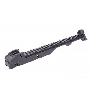 TOP 22MM RIS RAIL FOR THE G36 TYPE REPLICAS [JGW]