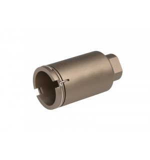 SKULL FROG MINI GAS CONCENTRAING FLASH HIDER - TAN [ELEMENT]