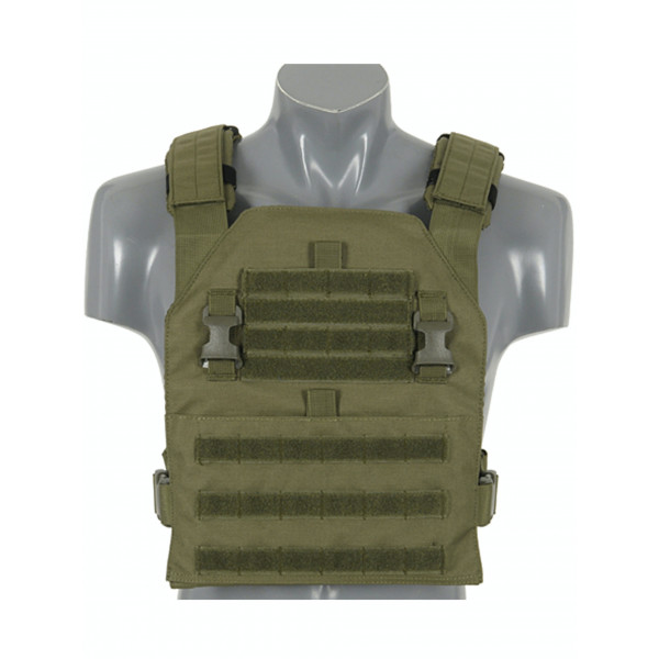 MULTI-MISSION PLATE CARRIER - OLIVE [8FIELDS]