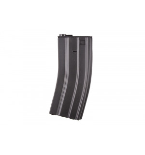 30RD METAL REAL-CAP MAGAZINE FOR M4/M16 - BLACK