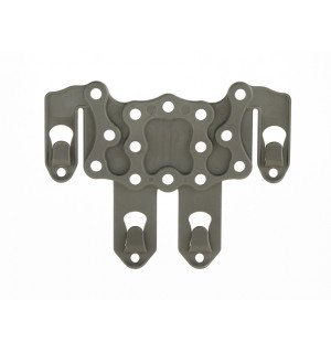 PALS/MOLLE ADAPTER PLATFORM FOR HOLSTER - FOLIAGE [FMA]