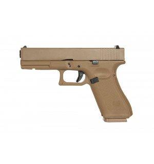 EC-1102DE pistol replica - Tan [E&C]