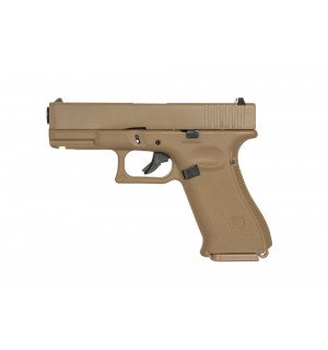 EC-1302 pistol replica - Tan [E&C]