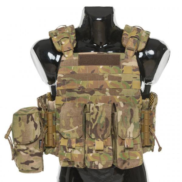 [Rarog] Бронежилет Plastoon 3 AK - Multicam
