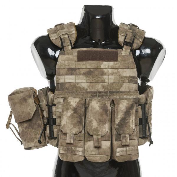 [Rarog] Бронежилет Plastoon 3 AK - A-Tacs AU