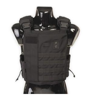 [Rarog] Бронежилет Police Protection Vest Black, для патрульной полиции - Black