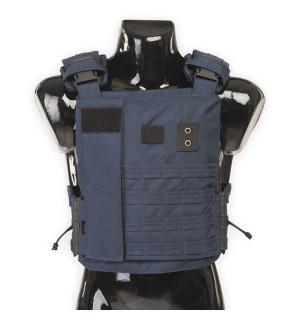 [Rarog] Бронежилет Police Protection Vest Black, для патрульной полиции - Navy Blue