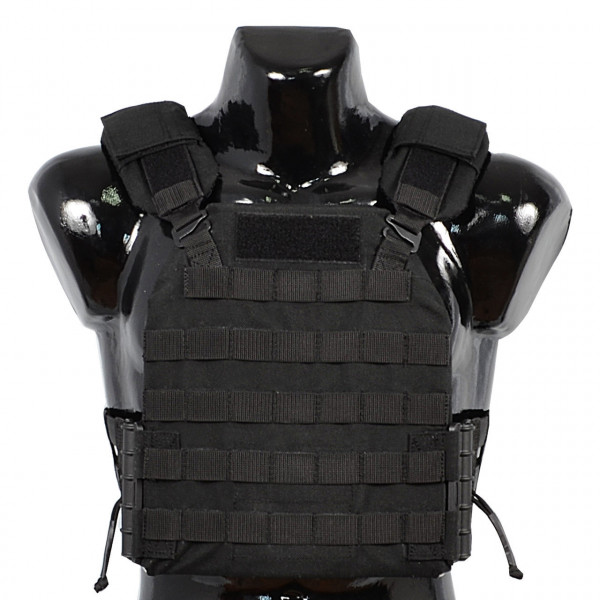 [Rarog] Бронежилет Plastoon Plate Carrier LtC, - Black